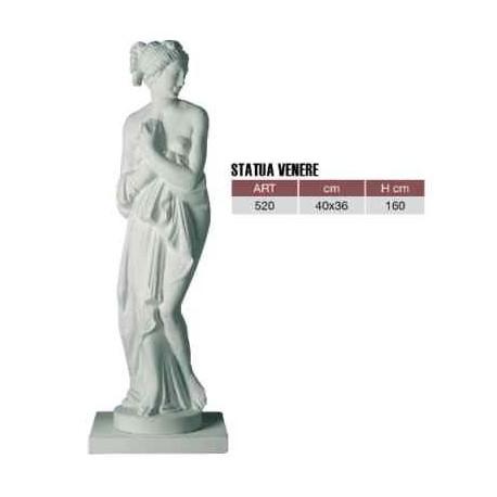 Scultura in resina Statua Venere per  giardino arredo interni esterni