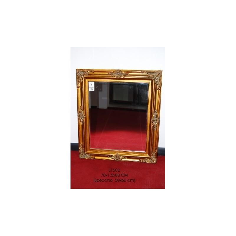 Specchio con cornice per ingresso camera - Specchio per camera ...