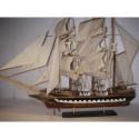 Vascello Barca modellino in legno arredamento