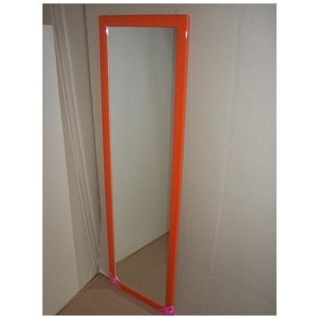 Specchio a Parete per ingresso cameretta negozi ARANCIO ...