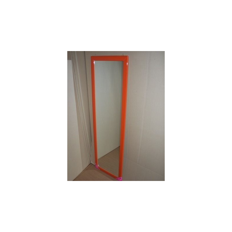 Specchio a parete per ingresso cameretta negozi arancio - Parete a specchio per ingresso ...