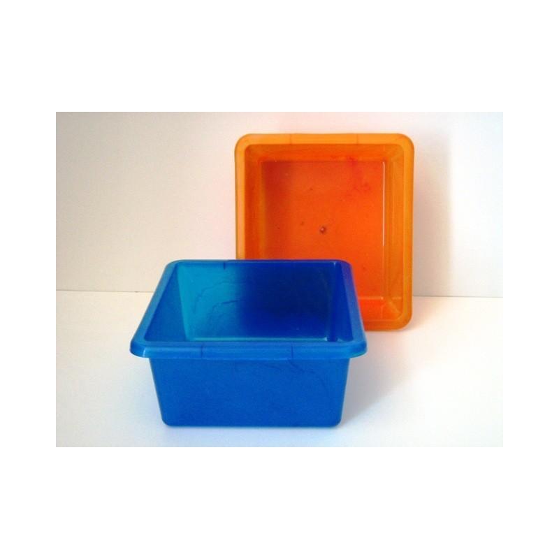 Lavello Cucina In Plastica.Bacinella In Plastica Quadrata Per Bagno Lavello Cucina