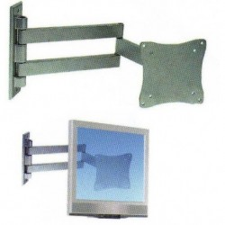 supporto tv lcd snodabile