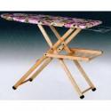 Asse tavolo da stiro in legno