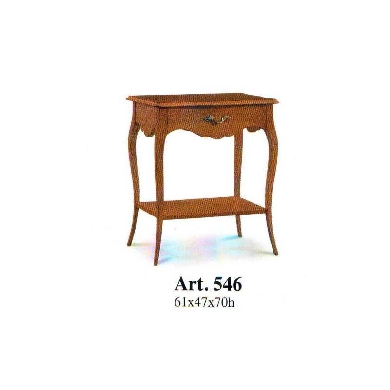 Tavolino comodino portatelefono da camera salotto in legno - Tavolini da camera ...