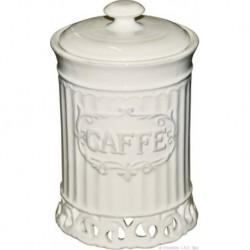 BARATTOLO CONTENITORE CAFFE' IN CERAMICA DA CUCINA ARREDO DESIGN