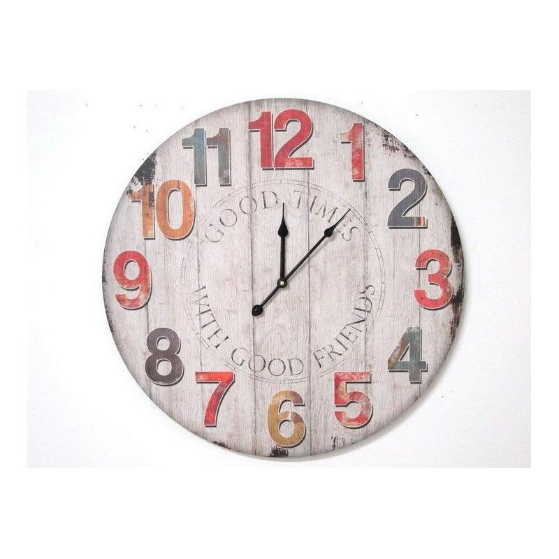 Orologio a muro da cucina orologio design a parete a orologio quarzo - Orologio parete cucina design ...