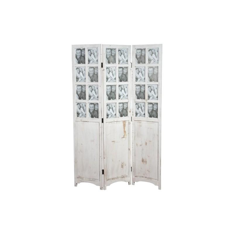 Paravento portafoto separe 39 in legno da arredamento casa for Arredamento casa biz