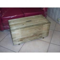 Bauli e scatole for Cassapanca portalegna