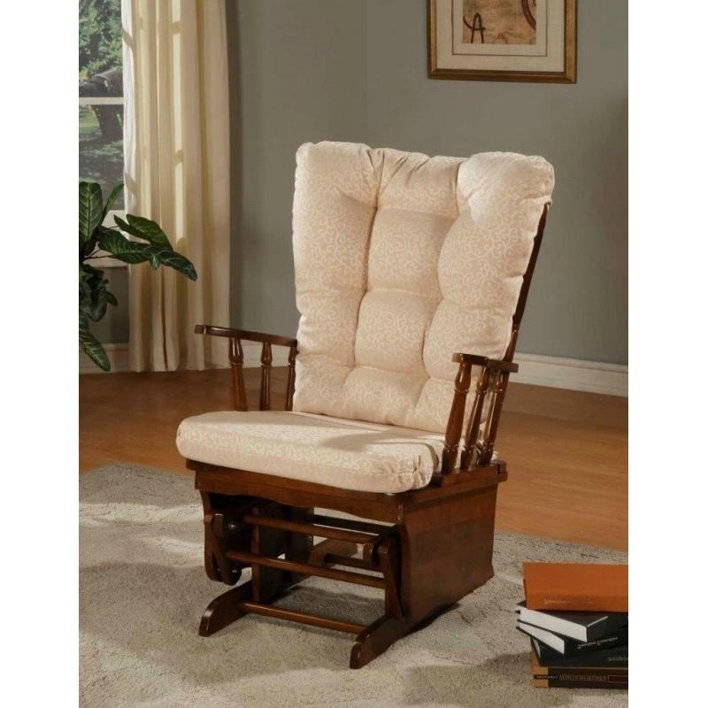 Poltrona anziani sedia a dondolo in legno sedia design dondolo molleggiato - Sedia a dondolo design ...