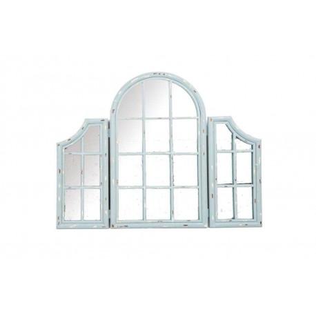 Specchio finestra specchiera arredo bagno camera stile inglese - La finestra biz ...