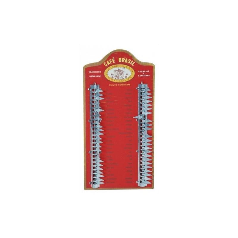 Lavagna magnetica lavagnetta design porta memo lavagna - Lavagna magnetica da cucina ...