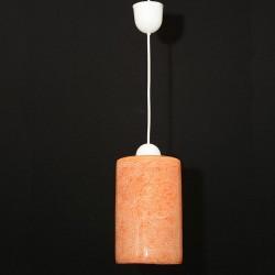 LAMPADARIO VETRO SOSPENSIONE DESIGN LAMPADARIO MODERNO INGRESSO BAGNO LAMPADA
