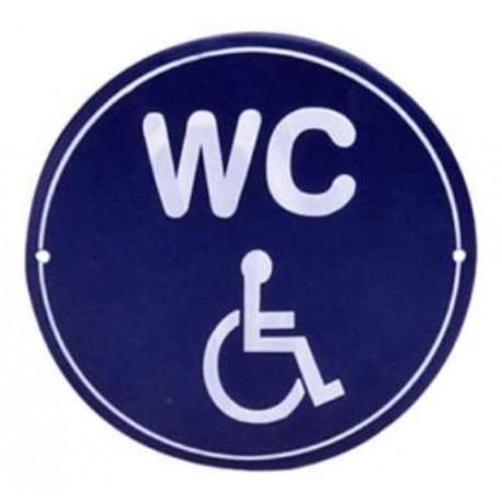 TARGA LATTA INSEGNA BAGNO toilette WC RISTORANTE BAR TARGHE LATTA ...