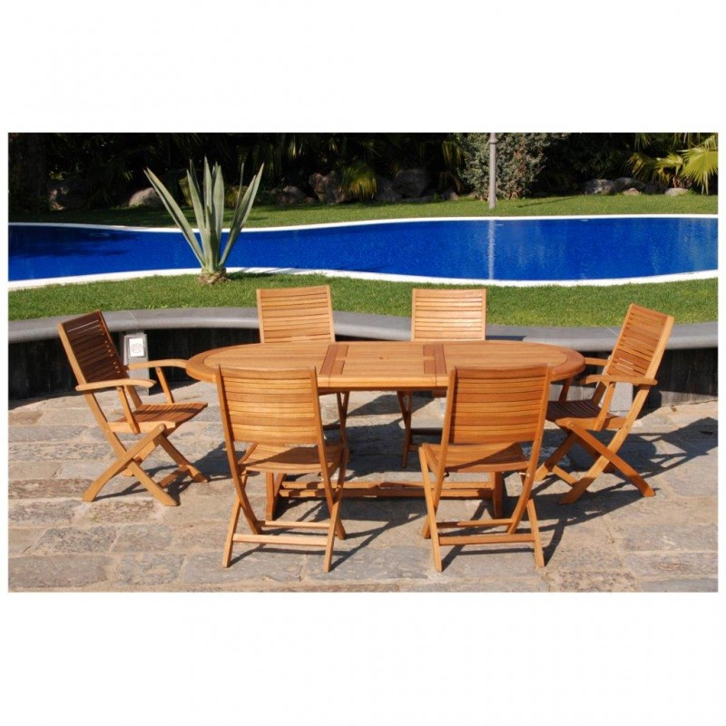 Tavolo giardino in legno tavolino pieghevole richiudibile for Tavolo giardino