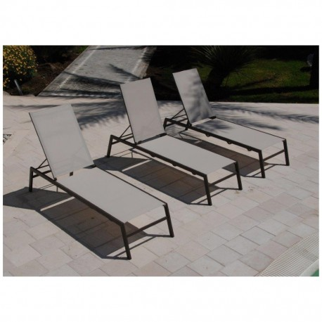 Lettino giardino sdraio relax sedia design letto piscina for Sdraio giardino design