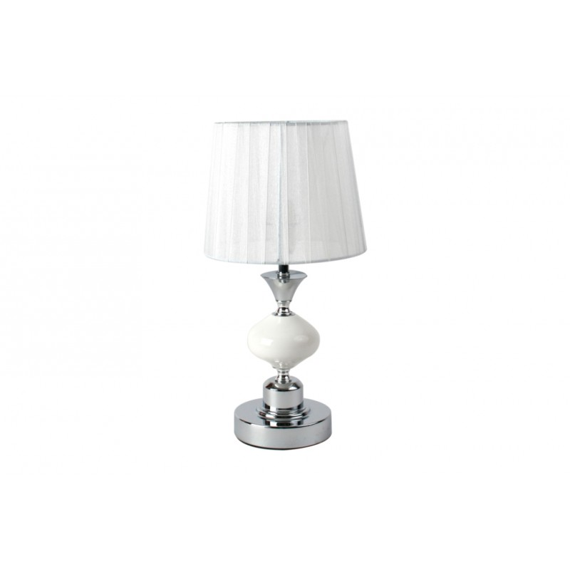 Lampada da comodino moderna abat jour da camera letto for Abat jour moderne camera da letto