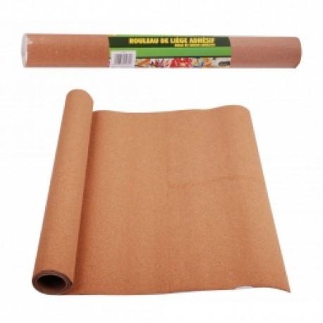 sughero rotolo adesivo tagliabile - 100 x 45 cm Arredamento