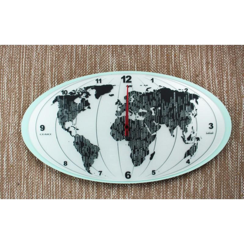 Orologio da parete design orologio moderno cucina orologio - Orologio da cucina design ...