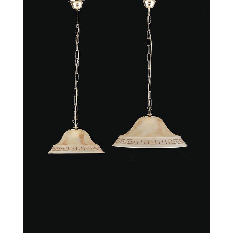 Lampadario cucina in vetro lampadario sospensione lampada - Lampadario da bagno ...