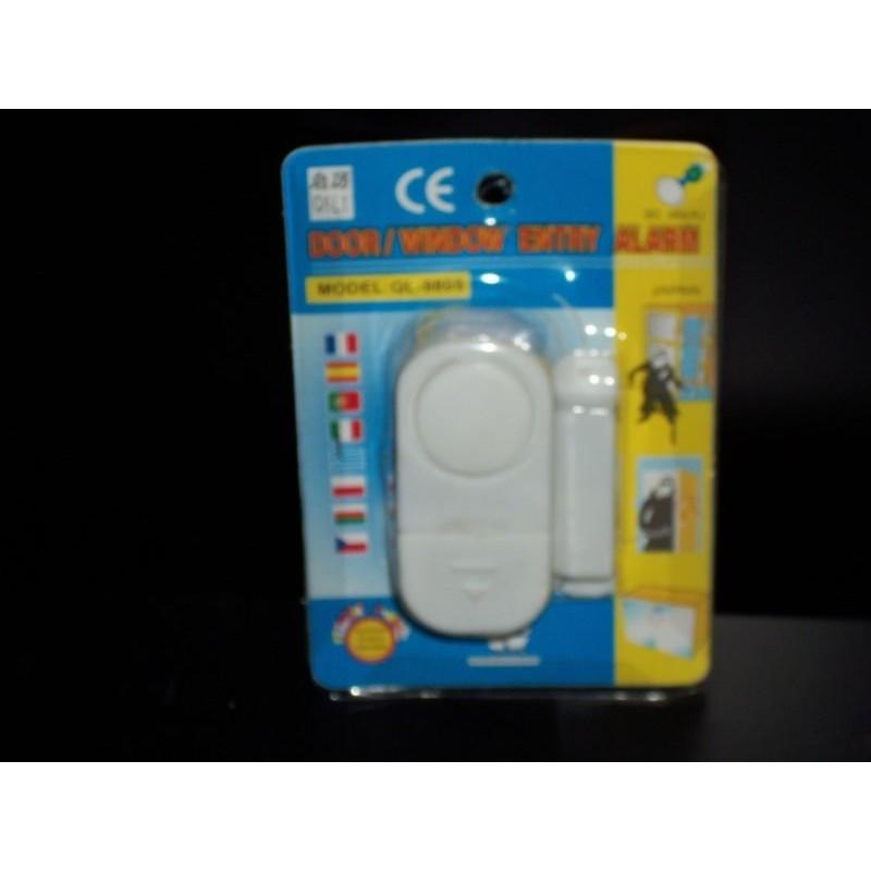 Antifurto casa allarme sensore infrarossi centralina porte finestre - Centralina allarme casa ...