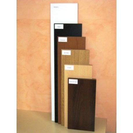 Mensola in legno su misura scaffale muro mensole da parete ripiani legno - Mensole da parete design ...