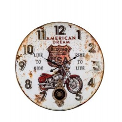 OROLOGIO DA CUCINA orologio a muro OROLOGIO A PARETE INSEGNA RISTORANTE