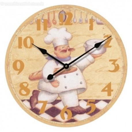 Orologio da parete per cucina e locali - IlBottegone.biz