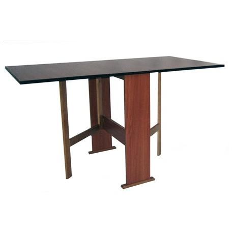 Tavolo pieghevole in legno 2 lati indipendenti per cucina esterni ...