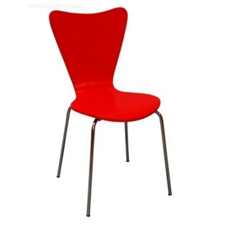 Sedie Metallo E Legno.Set Di Sedia Cucina Sala In Metallo E Legno Multistrato