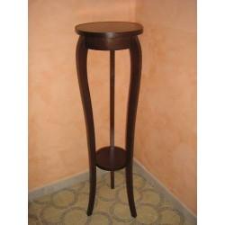 Tavolino portavaso in legno
