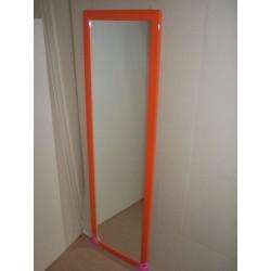 Specchio a Parete per ingresso cameretta negozi ARANCIO