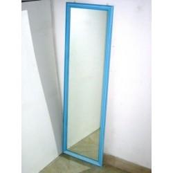 Specchio a Parete per ingresso cameretta negozi COLORE CELESTE