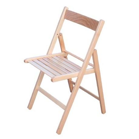 Sedie Pieghevoli Di Legno.Sedie Pieghevoli In Legno Terrazzo Giardino Set 4 Pezzi