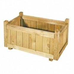 Portafiori portavasi in legno