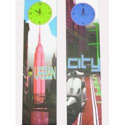 orologio quadro pannello a muro per cameretta ufficio negozio