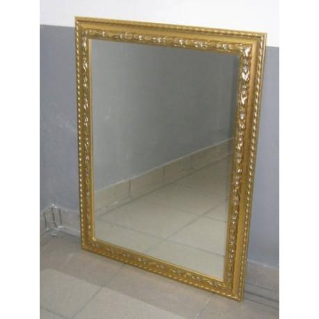 Specchio Con Cornice Per Bagno.Specchio Con Cornice In Oro Da Parete