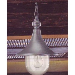 SOSPENSIONE LAMPADA A LANTERNA INTERNO ESTERNO
