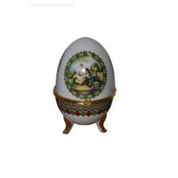 Portagioie Uovo Faberge'
