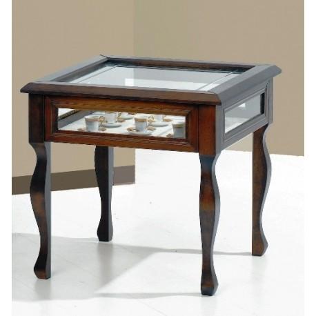 Tavolino Basso Salotto Arte Povera.Tavolino Da Salotto A Bacheca In Legno Arte Povera Espositore