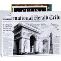 porta riviste in metallo parigi porta giornale sala attesa