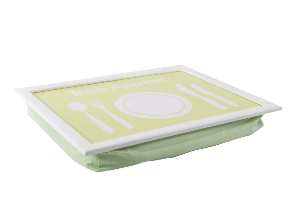 Tavoli Per Colazione A Letto : Vassoio letto tavolino tavolo colazione in legno cuscino disabili