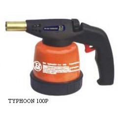 Saldatore sverniciatore a gas accensione piezo