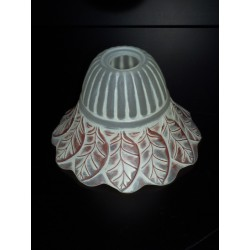 Tazzina Vetro Coppa Ricambio per Lampadario rinnovo lampadario restauro