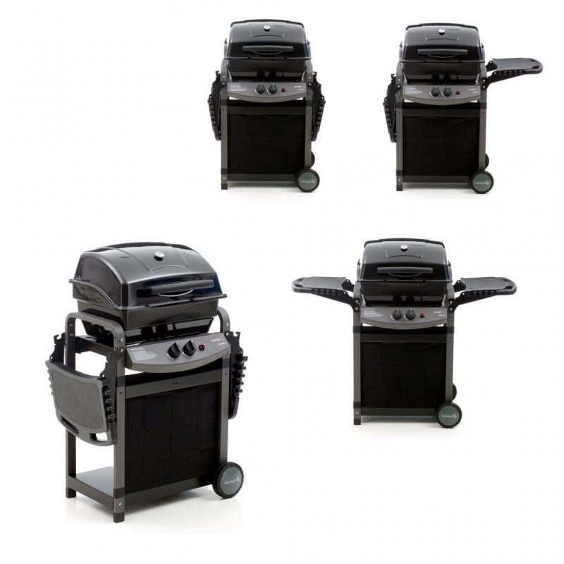 Barbecue gas pietra lavica griglia carne arredo giardino for Pietra arredo ozieri