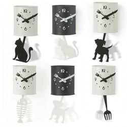 OROLOGIO DA CUCINA DESIGN OROLOGIO A PARETE PENDOLO sveglia muro orologi