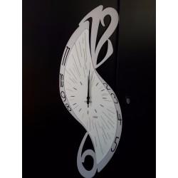 OROLOGIO MURO DESIGN ITALIANO SVEGLIA PARETE OROLOGI MADE ITALY WALL CLOCK