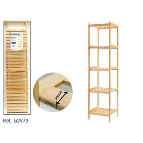 Mensole In Legno Per Bagno.Libreria In Legno Scaffale Bagno Scaffalatura Libreria Design Moderna Mensole
