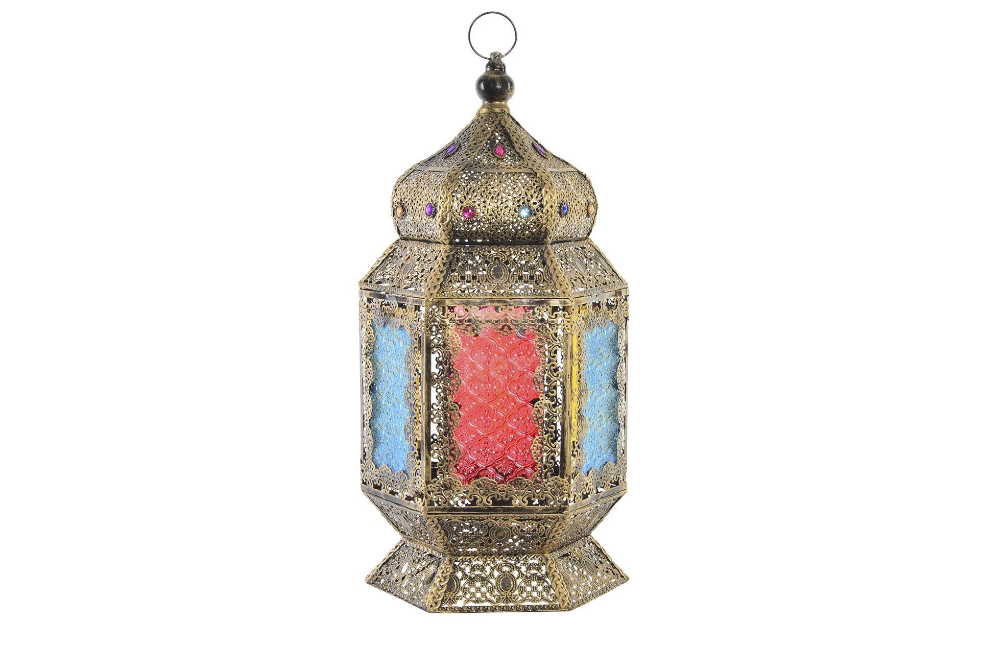 Lampada etnica da salotto lampada appoggio o da tavola lampada