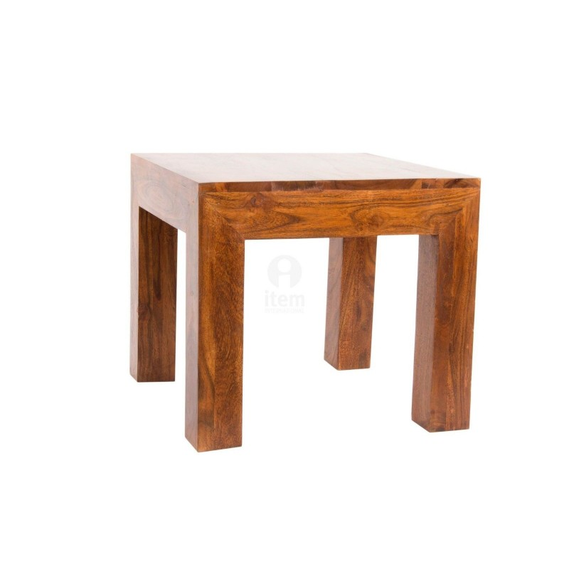 Tavolino Salotto Rustico.Tavolino Salotto Etnico Legno Massello Di Acacia Tavolino Rustico